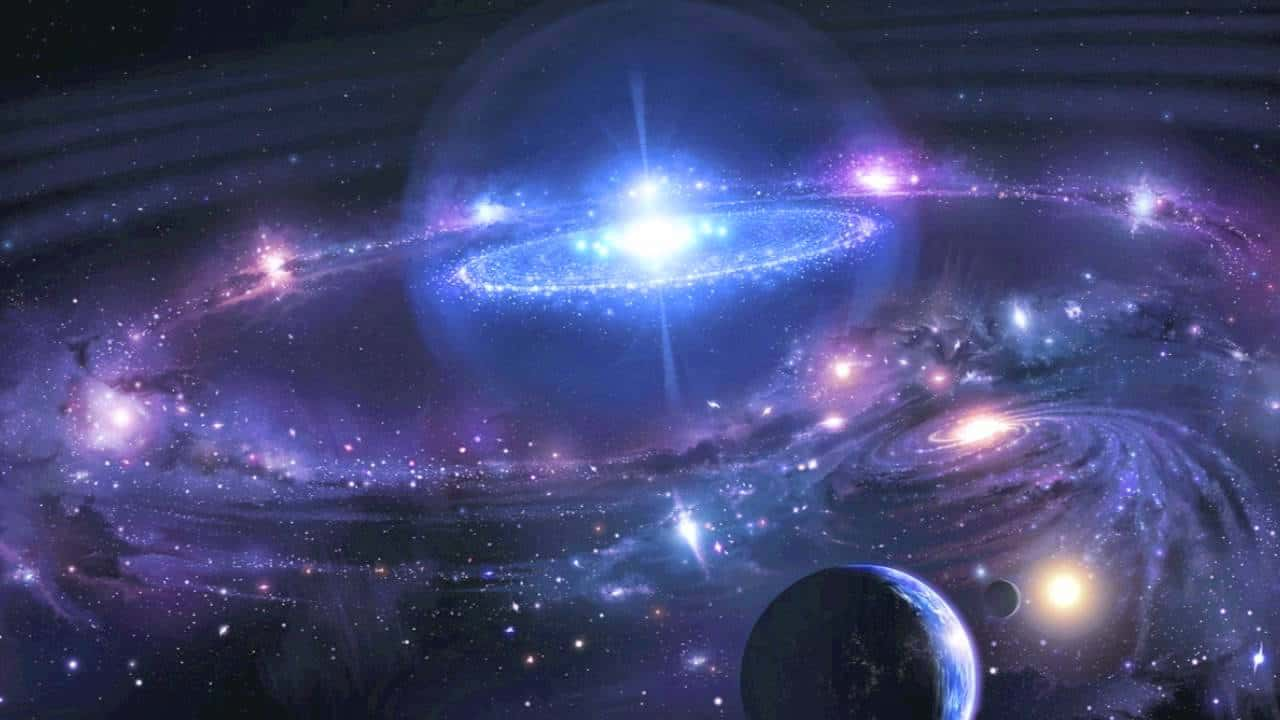 God, Love and the Universe